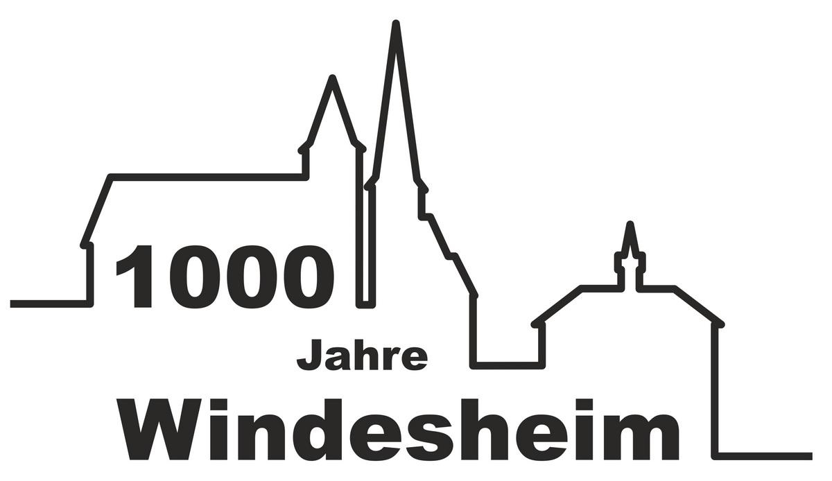 Logo 1000 Jahre Windesheim