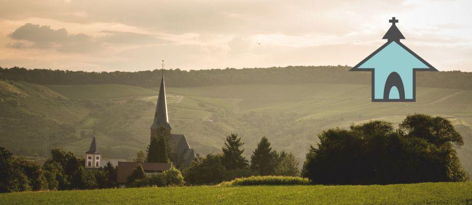 Kapellenweg bei Windesheim